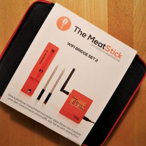 Meat Stick Box Preview